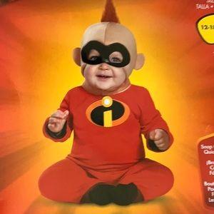 NWT Disney Incredibles Jack-Jack costume